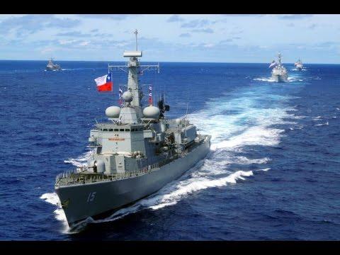 Armada de Chile//ARCH//Chilean Navy