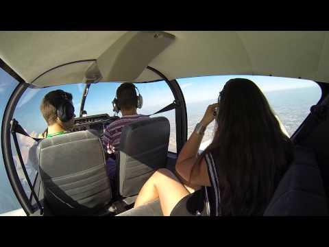 Vol à Saint-Malo avec Lou & Mathys ! :)