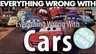 """Everything Wrong With """"Everything Wrong With Cars In 16 Minutes Or Less"""""""
