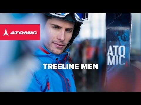 Atomic Skiwear Treeline Men 2015 | Take the weight off