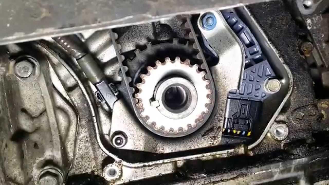 Honda 23 Timing Belt Replacement Saturn Vue Change