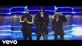 wisin  yandel  daddy yankee   todo comienza en la disco  official video