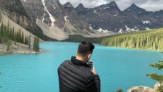 VLOG 83  Tale of Two Lakes (Banff Part 2)