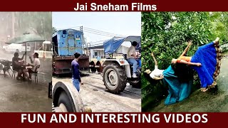 #061 FUN AND INTERESTING VIDEOS | Jai Sneham Films