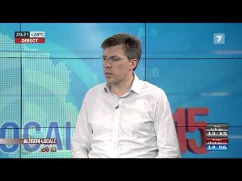 Chirtoacă: Votați Zinaida Greceanîi!