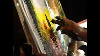 Mejores Pintores del Mundo Cristóbal Ortega Caja de Pandora part 2