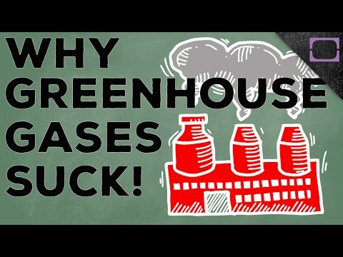 What Is Greenhouse Gas?