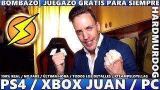 ¡¡GRATIS JUEGAZO PARA SIEMPRE!! - Hardmurdog - Noticias - Ps4 - Xbox One - Pc - 2019