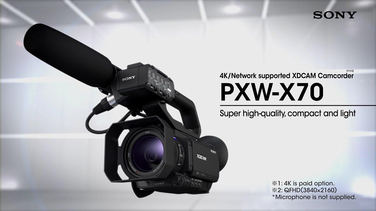 Sony Px70