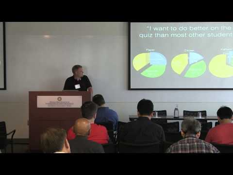 Game-based Learning in the Classroom - Alf Inge Wang