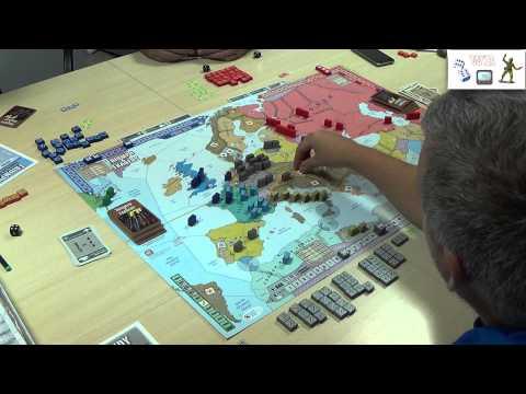 81.3.- Triumph and Tragedy (GMT): sesión de juego