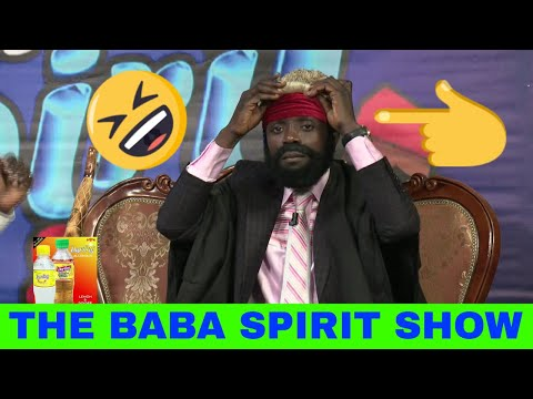 WOW - BABA SPIRIT NOW A LAWYER?
