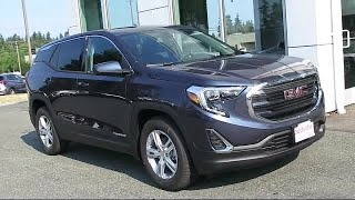 2018 GMC Terrain SLE Lynnwood  Everett  Seattle  Kirkland  Burlington