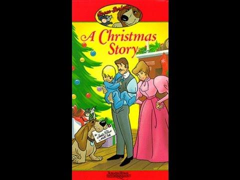 Hanna Barbera Christmas Dvd.A Christmas Story Hanna Barbera Thecannonball Org