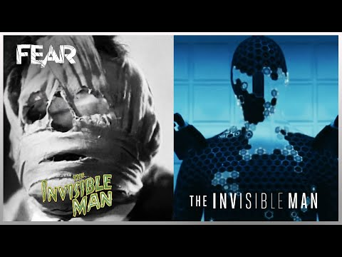 The Invisible Man 1933 vs 2020 | Side-by-Side SPOILERS | Fear
