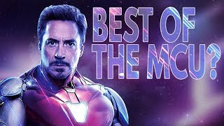 Is Endgame The Best Marvel Movie? | Spoiler Chat