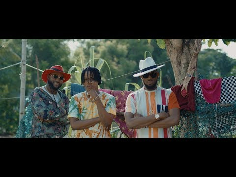 DJ Neptune ft. Flash & D'Banj – OJORO (Official Music Video)