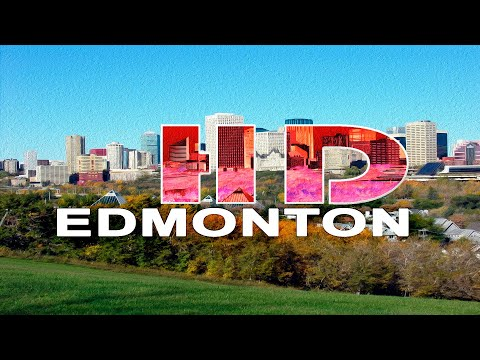 EDMONTON | ALBERTA , CANADA - A TRAVEL TOUR - HD 1080P