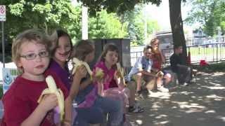 Romeo Public School - Outdoor Classroom