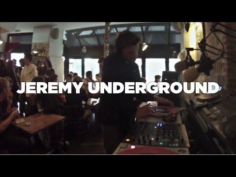 Jeremy Underground • DJ Set • LeMellotron.com