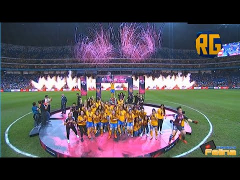 Rayadas vs Tigres Femenil 1-2 Gran Final Regia Vuelta Clausura 2019 Liga Mx