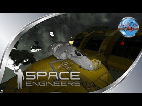 Space Engineers #21: Avenger Stage 1