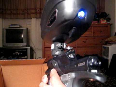 Shooting Etek 3 LT Training Mode Ramp 15.4 BPS