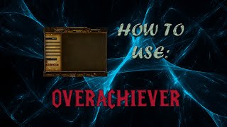JuniorDeBoss Shows off OverAchiever an Addon for World of Warcraft