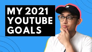2021 YouTube Goals // T๐p 4 Ways I'm Getting There As A Small YouTuber