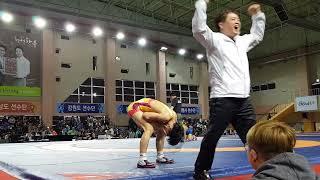 GR [ 원동혁 ] 2017년 제98회 전국체육대회 고…