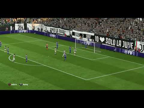 FIFA 18 FUT - CR7 Juventus First gol