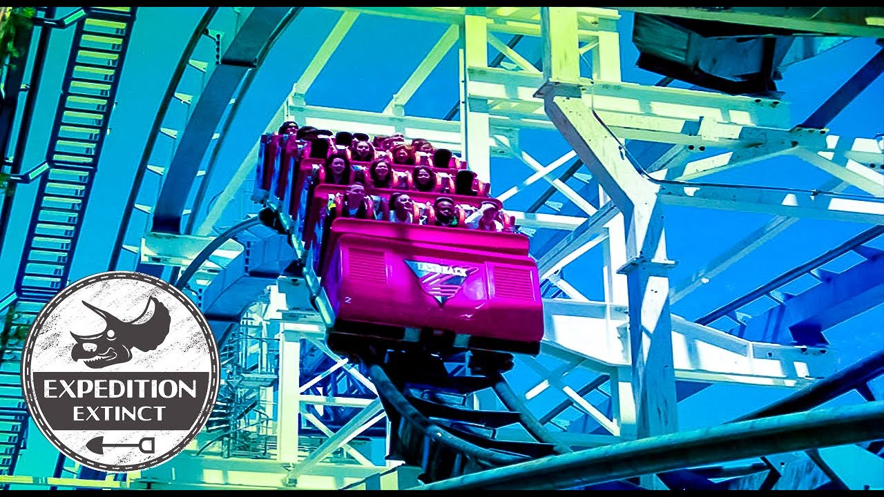 The Abandoned History of Z-Force/Flashback - One of the Worst Roller Coasters | Expedition Extinct