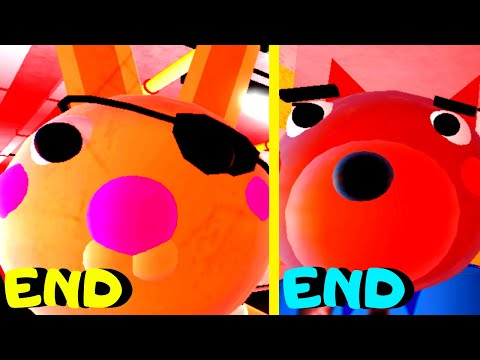 Roblox Piggy Extreme Store All 2 Endings!