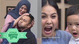 Pose Gemes Ibu dan Anak! Nagita Sama Rafathar dan Raffi Sama Mama Amy  - Rumah Mama Amy (31/10)