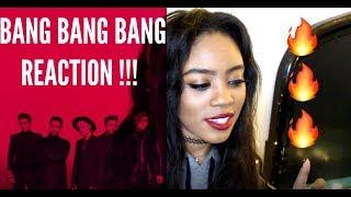 BIG BANG BANG BANG BANG REACTION