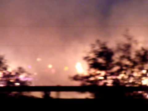 Boise Cascade Fire