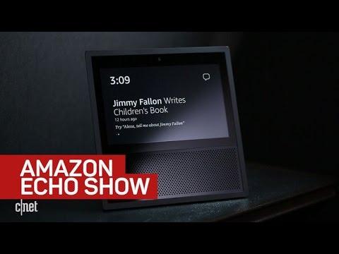 Amazon Echo Show Review: Alexa's New...