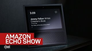 Amazon Echo Show review: Alexa's new touchscreen needs more time
