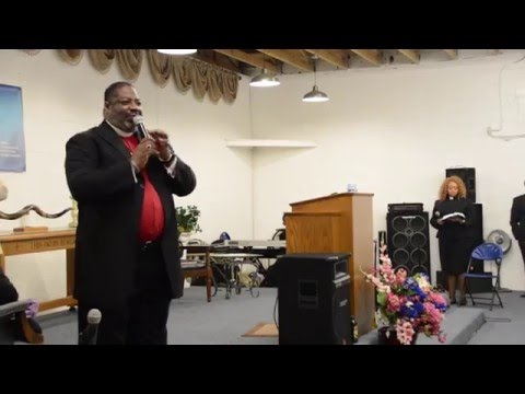 Bishop Andrew Ford (GFOP) - March 6, 2016