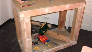 Building A Reef Aquarium Stand Part I