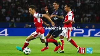 Ligue des champions: PSG-Arsenal (1-1)
