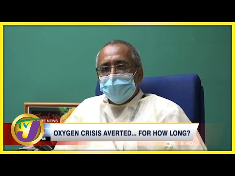 Oxygen Crisis Averted... for How Long?   TVJ News - August 30 2021