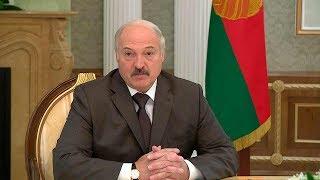 Лукашенко: белорусско-российские учения не нацелены на наступление на чьи-то территории