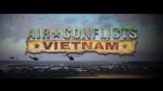 Air Conflict: Vietnam - Trailer