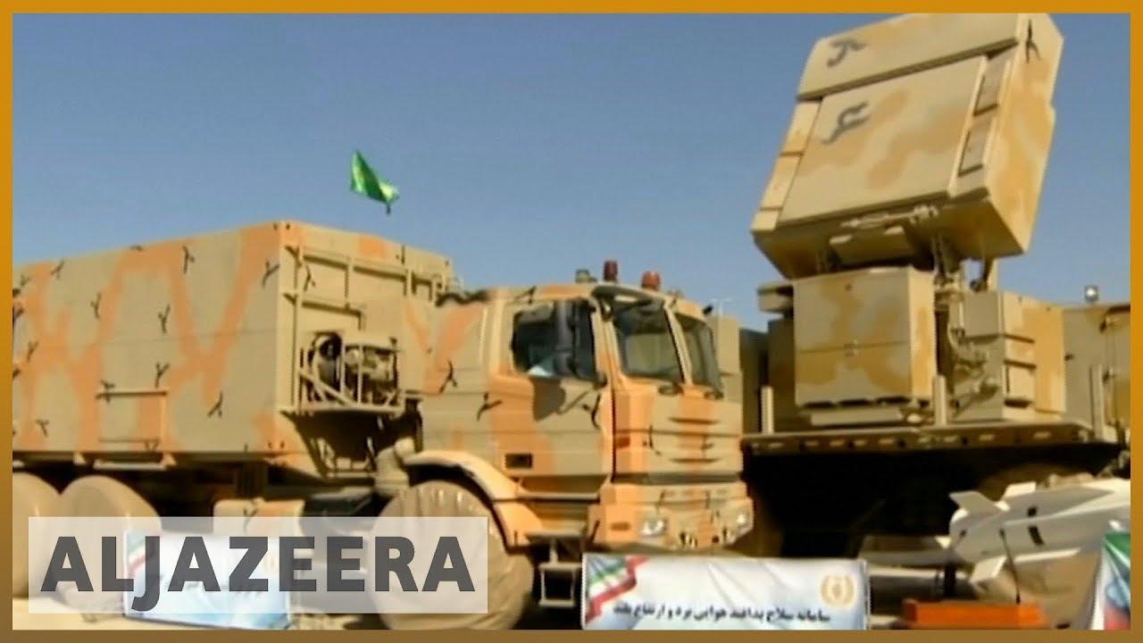 AlJazeera English:Iran unveils new missile defence system, calls US talks 'useless'