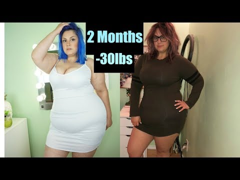 How I Lost -30lbs in 2 Months