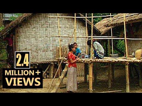 TRAVEL 'GUNGURU KHIANG' TRIBAL VILLAGE AT BANDARBAN IN BANGLADESH | বান্দরবানের গুংগুরু খেয়াং পাড়া