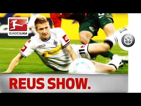 Gladbach vs. Bremen - Marco Reus Hat-Trick Leaves Bremen Reeling