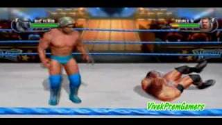 WWE All Stars Ric Flair CAW with Formula + Gameplay