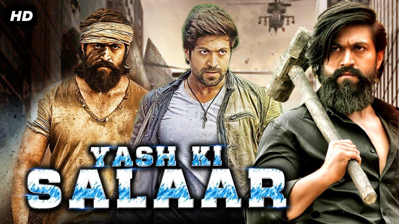 Hindi Dubbed Full Action Romantic Movie   Rocking Star YASH, Kriti Kharbanda   South Movie 2021